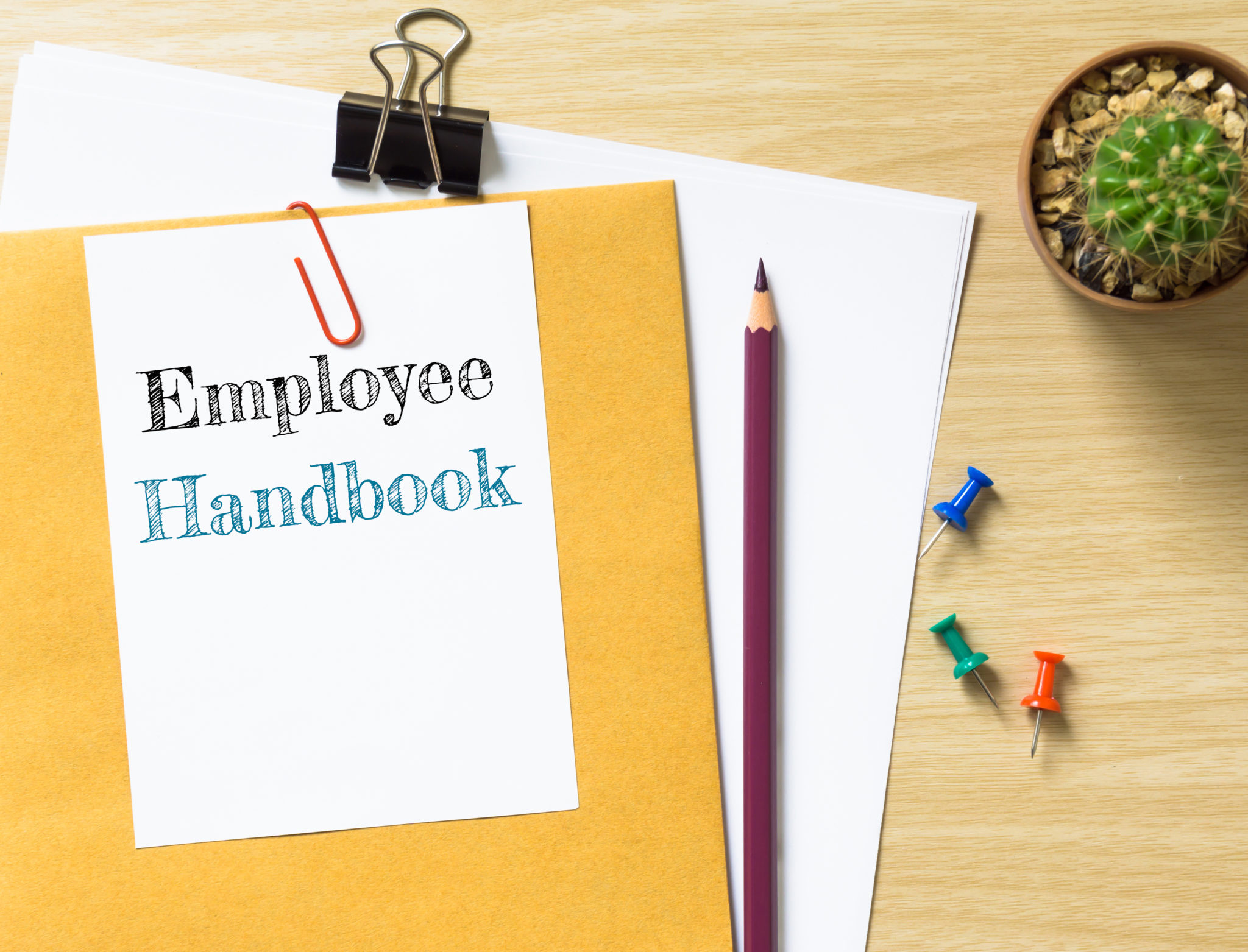 Why Should I Have An Employee Handbook Greenwald Doherty LLP - Construction company employee handbook